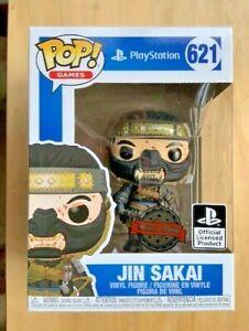 Bloody-Jin-Sakai-Funko-Pop-Vinyl-New-in-Mint-Box-Protector-In-Hand