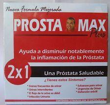 PROSTAMAX PLUS 60 CAPS CON Saw Palmetto y extracto de ortiga Prostaliv PROSTATA