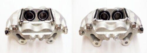 02-09 PAIR of Front Brake Calipers R//H+L//H For Toyota Landcruiser KDJ120 3.0TD
