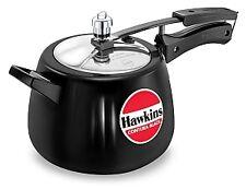 HAWKINS CONTURA BLACK PRESSURE COOKER 1.5 LITRES