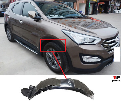 FOR PEUGEOT 208 12-18 GTI NEW FRONT WING ARCH MUD SPLASH GUARD RIGHT O//S