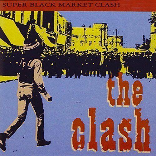 Clash + CD + Super black market clash (compilation)