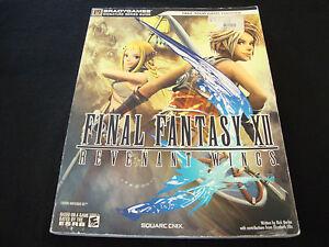 final fantasy xii revenant wings