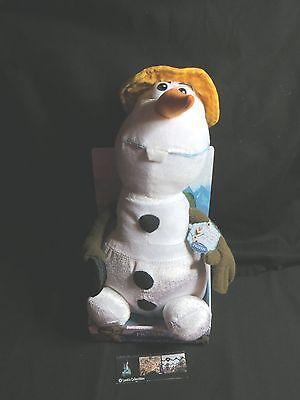 Disney Frozen Olaf 15 Singing Plush Doll Just Play
