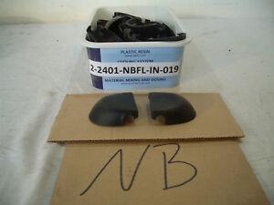MX5 MX 5 Gurtabdeckung Originalteil NB & NBFL schwarz Set Nr. NBFL-IN-019