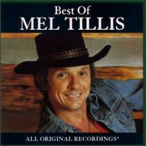 Mel-Tillis-Best-of-New-CD-Manufactured-On-Demand