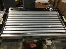 Cretors Hot Dog Roller Grill Stand Hd4 Stainless Steel 120v