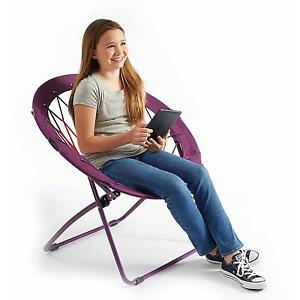 Superbe Image Is Loading 32 034 Bunjo Bungee Chair Blue Camo Pink
