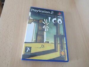 Sony-Playstation-2-ICO-PS2-uk-pal-version