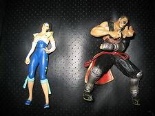 Sega Dreamcast Presents Soul Calibur Action Figure Xianghua & Mitsurugi