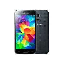 SAMSUNG Galaxy S5 SM-G900F - 16GB - 4G IN RITARDO/Nero/SIM GRATIS (Sbloccato Di Fabbrica)
