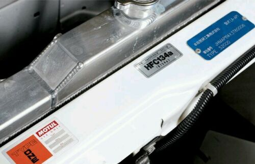 plain badge ID JDM Honda integra DC2 ek9 eg6 s2000 vin tag plate spoon mugen
