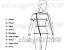 Stylish-rhythmic-gymnastics-leotard-Acrobatic-competition-baton-twirling-leotard thumbnail 4