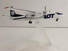 LOT Polish Airlines Antonov AN-24B 1/200 Herpa 556699 Antonow AN-24 AN24 B