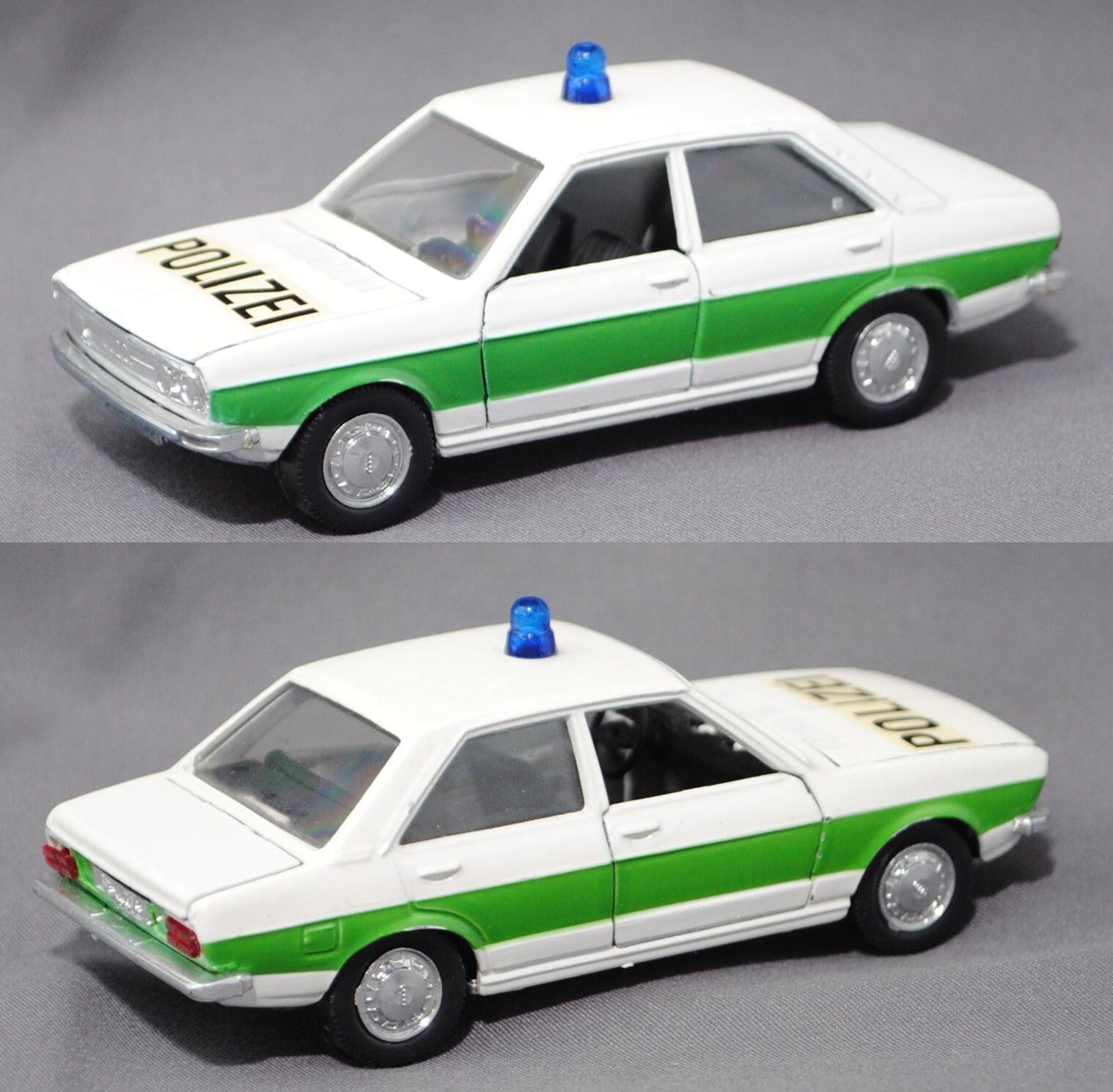 calidad fantástica Schuco 26-5634 audi 80 GL policía, modelo 1972-1976, 1 43 43 43  ¡No dudes! ¡Compra ahora!