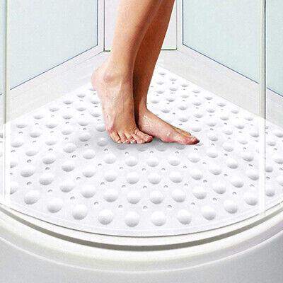 DXQDXQ rutschfeste Badewannenmatten mit Kissen Duschmatte rutschfeste Badematte mit Abflussl/öchern und Saugn/äpfen Badewannenkissen Matratze Badewanneneinlage 125 x 36cm