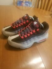 amazon nike air max 95 black and red 193f2 71250