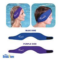Swimming Ear Band Adults Kids Bathing Swim Headband Swimmers Ears Protection