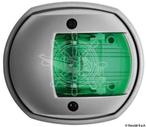 Osculati Sphera Navigationslicht Compact grün RAL 7042