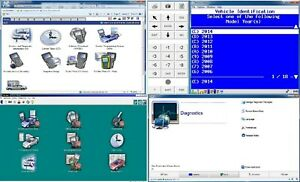 Details about OPEL / VAUX Global Tis Security Access TECH2WIN Personal  Installation TeamViewer