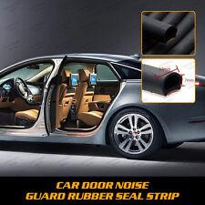 3M 10ft D-Shape Rubber Edge Trim Door Trunk Seal Strip Anti-noise For Mitsubishi