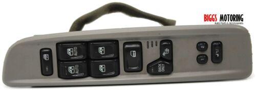 2002-2005 GMC Envoy Bravada Driver Left Side Power Window Switch 15114264