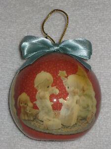 1994 Enesco PRECIOUS MOMENTS Collection Christmas Ball ...