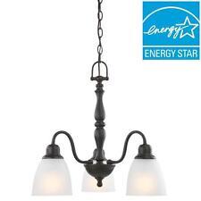 hampton bay ezm8193p woodbridge 3light oil rubbed bronze chandelier