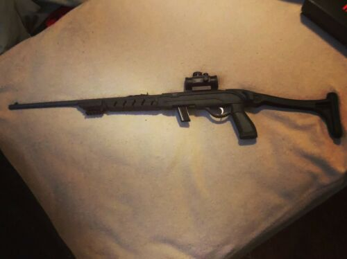 ProMag Savage Model 64 Tactical Stock Polymer Black PM280