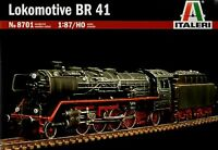 Italeri [ita] 1:87 Br 41 German Locomotive Plastic Model Kit 8701 Ita8701