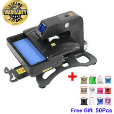 3d Sublimation Vacuum T Shirt Pillowcase Heat Press Machine Auto Open Pneumatic