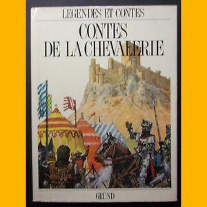 CONTES-DE-LA-CHEVALERIE-Gustav-Krum-Editions-Grund-1990