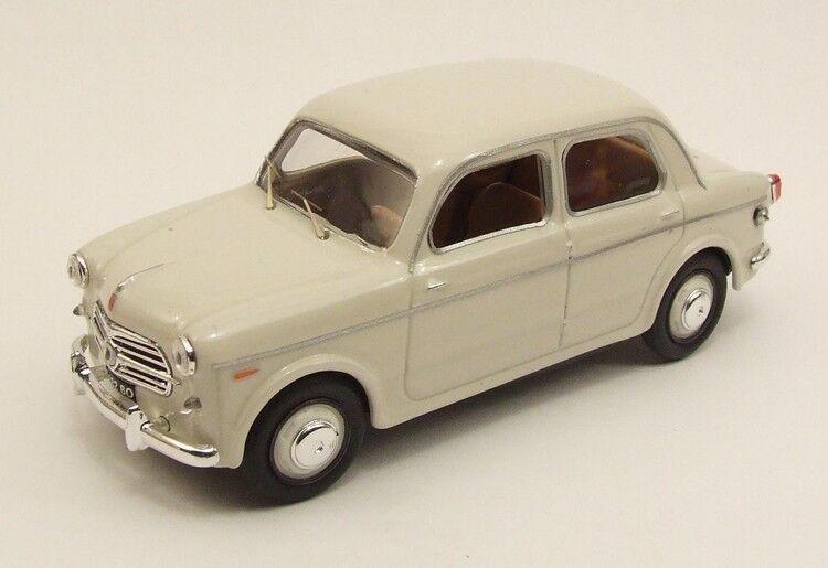 Web oficial Fiat 1100    103 E grise 1956 1 43 Rio  100% a estrenar con calidad original.