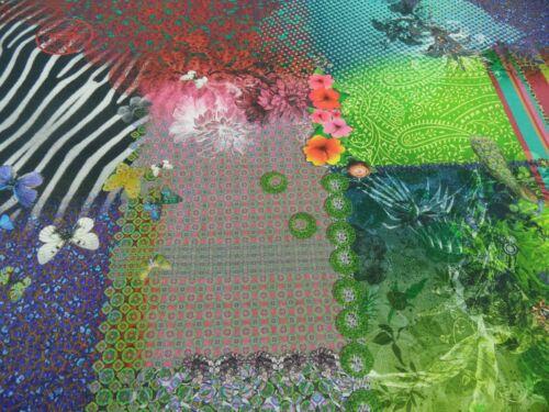 140 cm-nuevo algodón Deco-de referencia de tela impresión digital