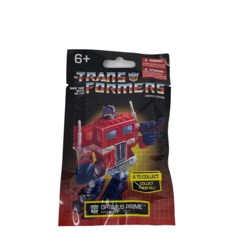 2019 Hasbro Transformers Optimus Prime édition Limitée Mini Figure Toy