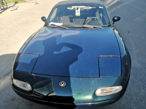 1997 mazda miata built motor super low mileage