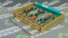 Used Cutler Hammer 160395 Pcb Direct Static Logic Board