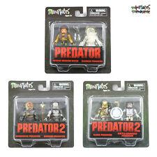 Predator Minimates TRU Toys R Us Wave 2 Complete Set