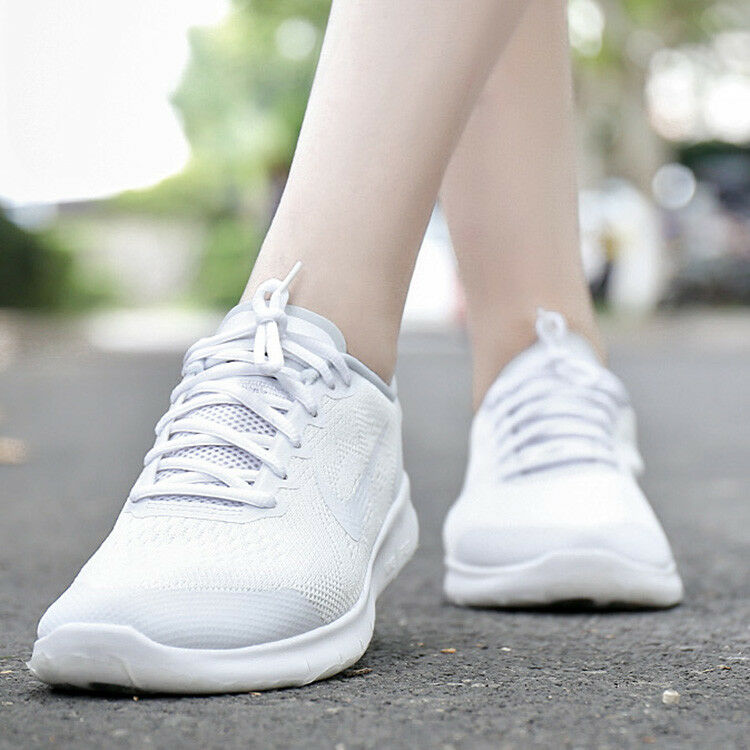 Nike FREE FREE FREE RN 2017 GIRLS WMNS Running Training scarpe 904255 100 5.5Y= US 7= EU 38 14a11a