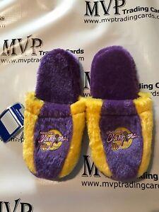 cb5e65a060595 Los Angeles Lakers NBA Champs Men Women Slide Slippers Sizes Small ...