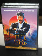 The Golden Child (DVD) Eddie Murphy, Charlotte Lew, Charles Dance, BRAND NEW!