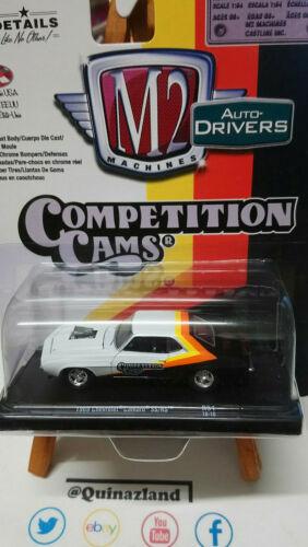 M2 Machines Auto-Drivers 1969 Chevrolet Camaro SS 9939