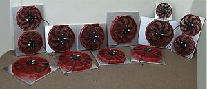 Image Is Loading Chevy Gmc Canyon Colorado Electric Cooling Fan Conversion