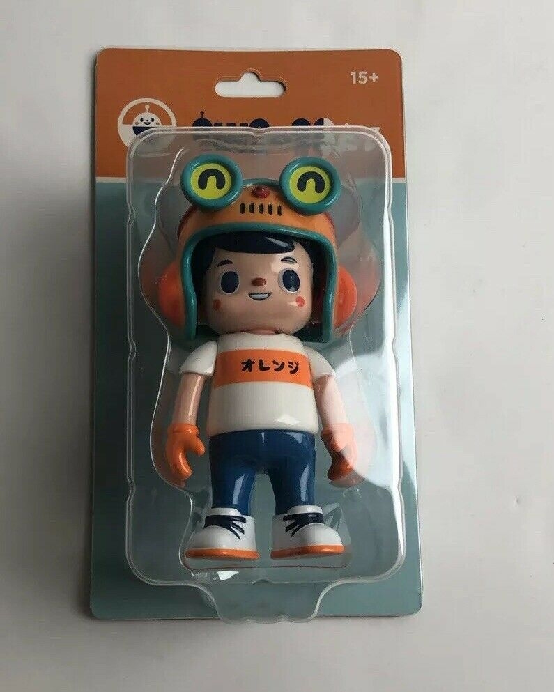 Owangeboy Astroboy Fivepoints Fest Sofubi Kong Andri