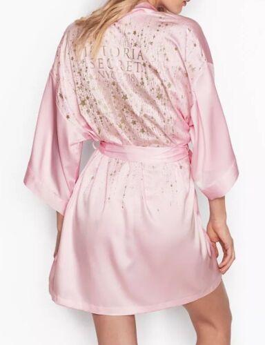 Victoria/'s Secret New York Fashion Show 2018 Pink Robe or Black Limited Ed M//L