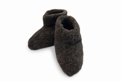 di Caldo nera di Mocassini Chuni grigia Stivali sesso scura Pantofole lana accogliente pura pecora dgqWdBfP