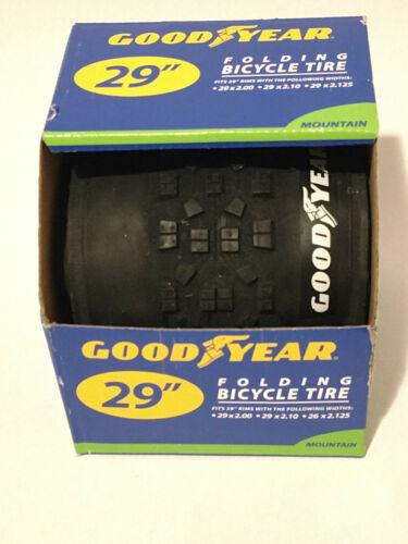 "NIB fits 2/"" 2.125/"" Goodyear 29/"" Folding Bicycle Tire 2.10/"""