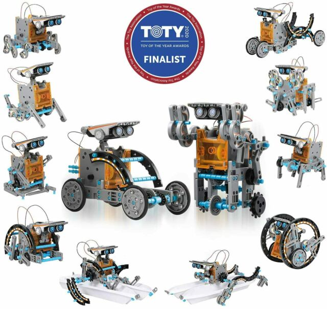 Ciro R215 Solar Robot Creation Kit 12 in 1 for sale online ...