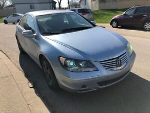 2005 Acura RL FOR SALE! 300hp V6 AWD