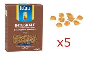 PASTA-DE-CECCO-CONCHIGLIETTE-GRANO-DURO-INTEGRALE-FONTE-DI-FIBRE-5-PEZZI-2-5kg